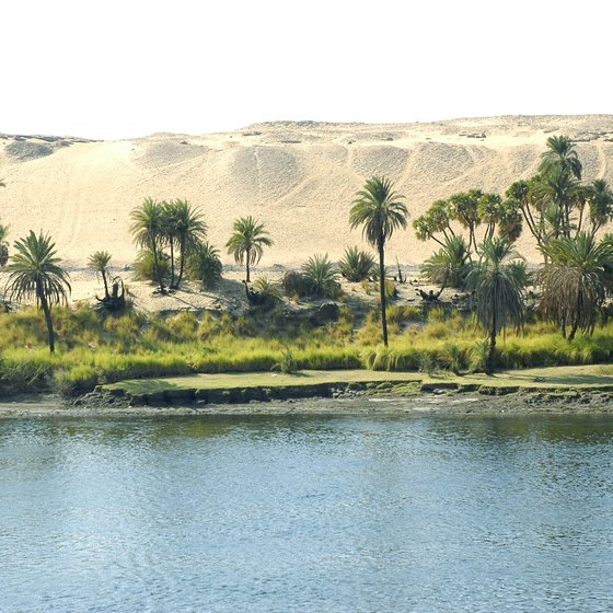 Geography - LillianIoana Egypt  Egypt Landforms