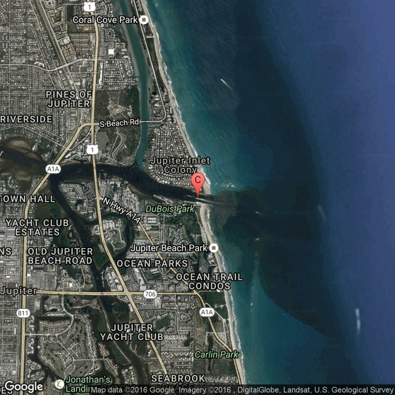 Intracoastal fishing in jupiter florida usa today for Jupiter inlet fishing