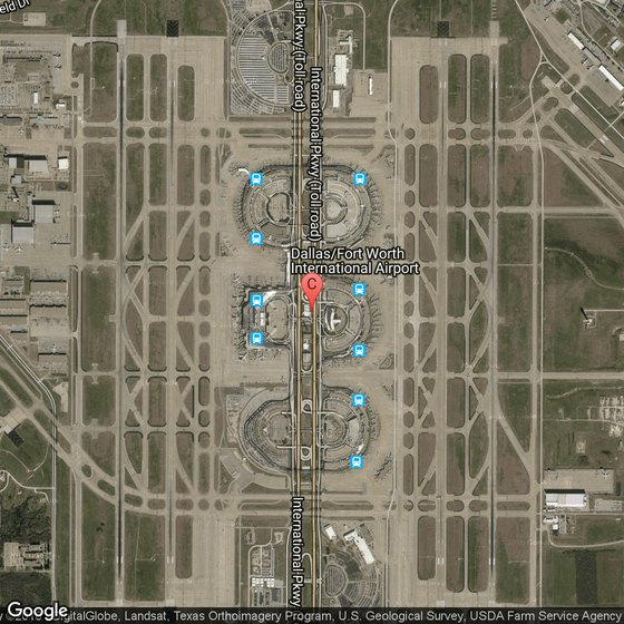 Dallas-Fort Worth Airport