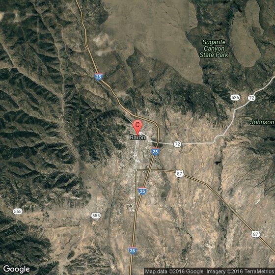 Raton New Mexico Tourism – Santa Fe Tourist Map