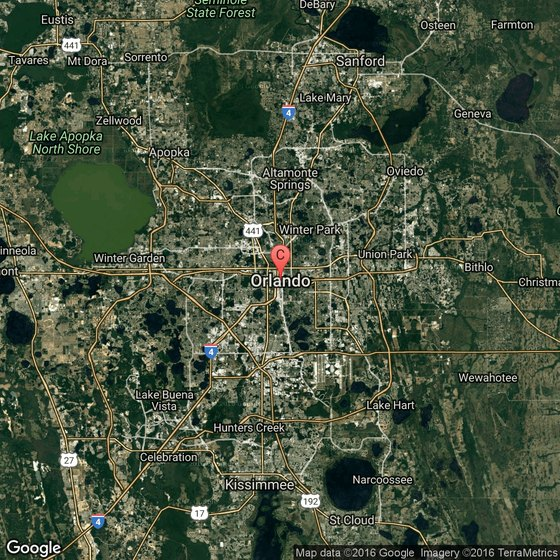 Rv Parks Amp Resorts Near Orlando Florida Usa Today