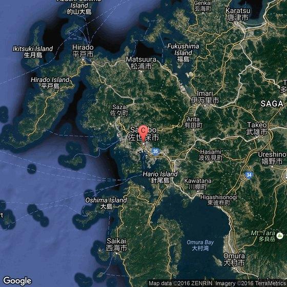 Tourism In Sasebo Japan Usa Today