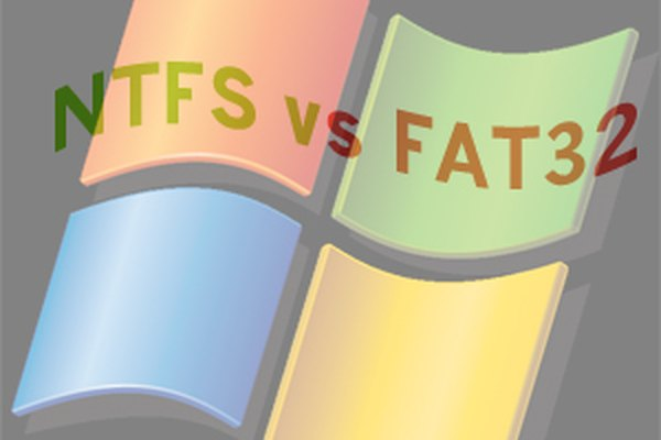 how to convert ntfs to fat32 flash drive
