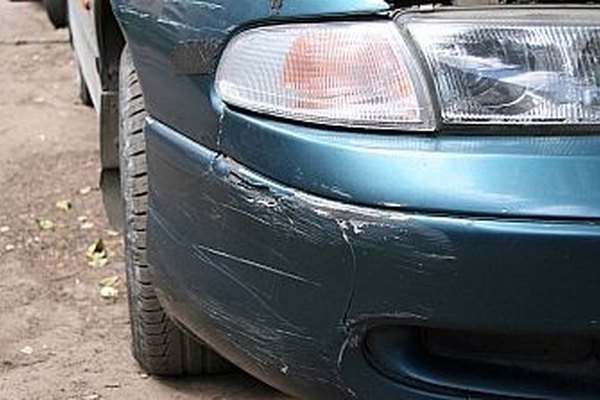 Remove Paint From Car After Accident