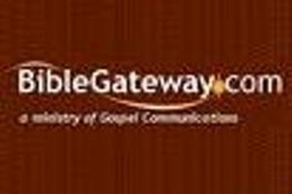 Use Bible Gateway