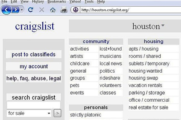 How to Advertise on Craigslist and Sell Items Faster