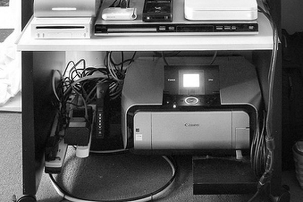 Is your work area a mess with cables?