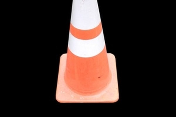 VideoLAN's logo is a traffic cone, much like this one.
