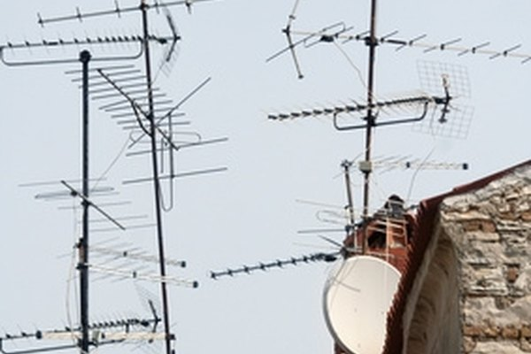 how to build a tv antenna