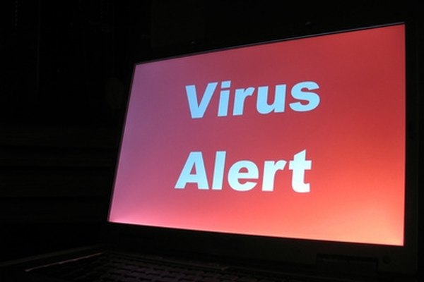 Prevent viruses from wreaking havoc on your computer by running your anti-virus software in safe mode.