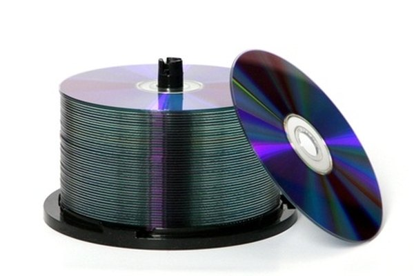Discs that are stored in a spindle are susceptible to scratches and cracks.