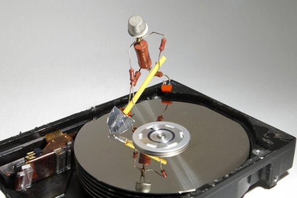 how to delete corrupted files from hard drive
