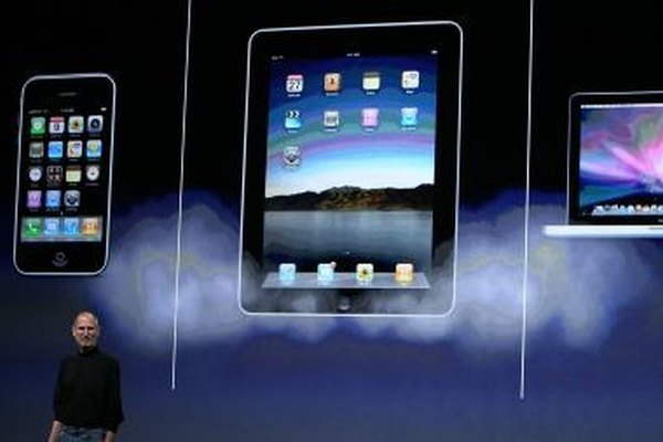 You can use the iPhone to provide Internet for your iPad.