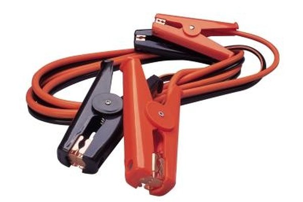 Jumper Cables Positive And Negative : What part is positive negative on a jumper cable it