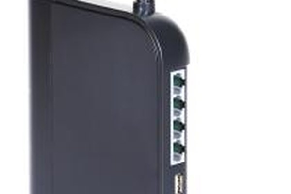Any wireless router can be connected to a Cox high-speed modem.