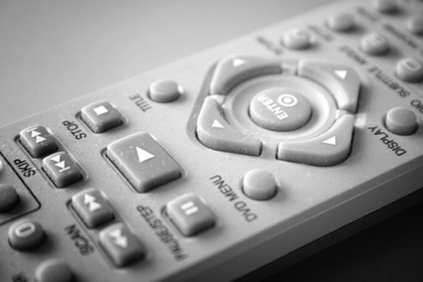 Programming your cable universal remote control