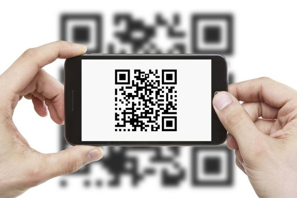 Use the Smart Tags app to scan QR codes.