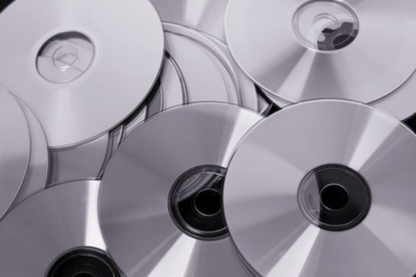 CDA files are only found on music CDs
