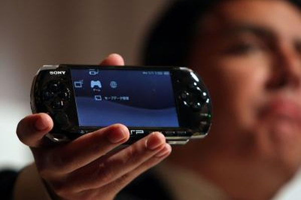 GPS features can be added to the PSP through hardware and software add-ons.