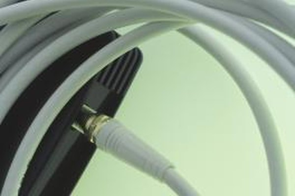 Configure a Belkin cable wireless router.