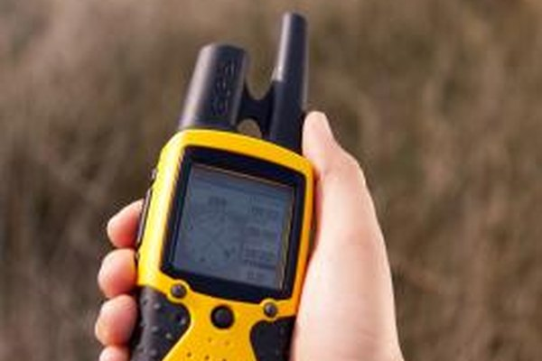 Handheld GPS units offer different features than car units.