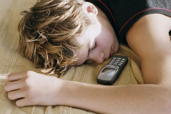 Sixty percent of teenagers in the U.S. have a cell phone.