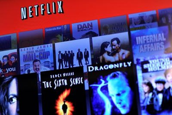 how to connect a device to netflix