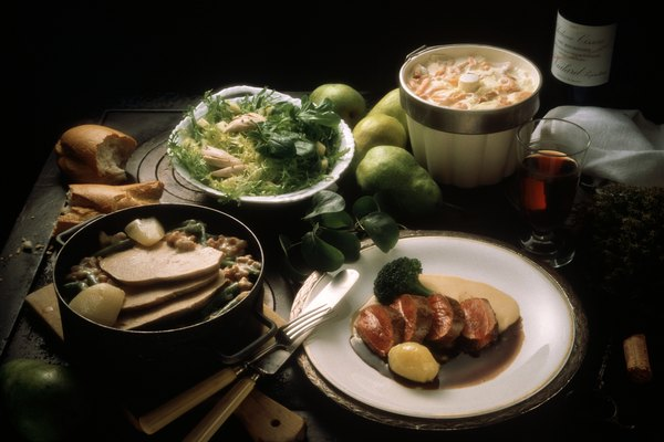 Fall Recipes with Pears & Apples