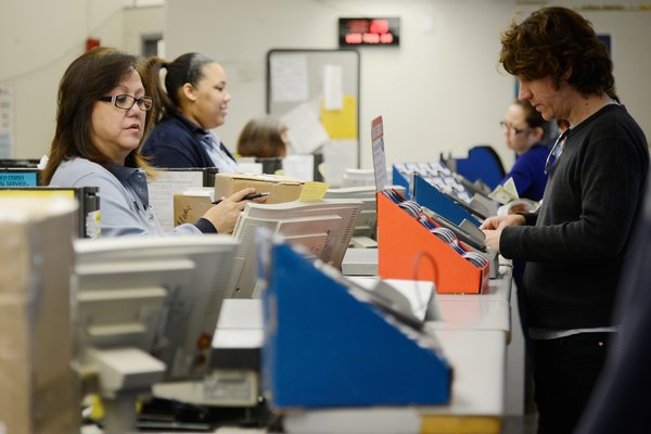 Postal Service Announces End To Saturday Delivery