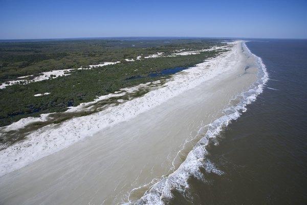 Ten Best Beaches In Georgia Usa Today