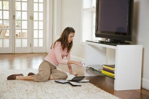 DVD discs bring high-quality digital video to the home.