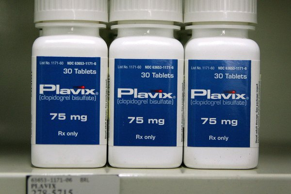 New Study Finds Risks With Plavix-Aspirin Combination
