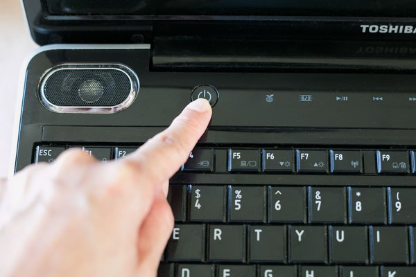 How To Fix A Toshiba Laptop Screen That Won T Come On It