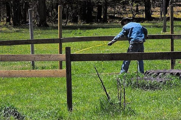How to Build a Round Pen for Your Horse