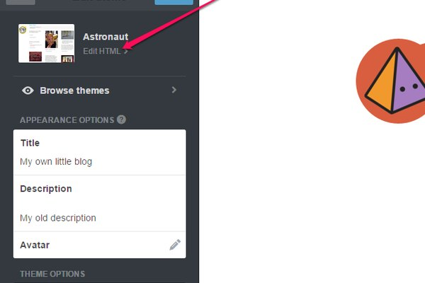 tumblr how to add links