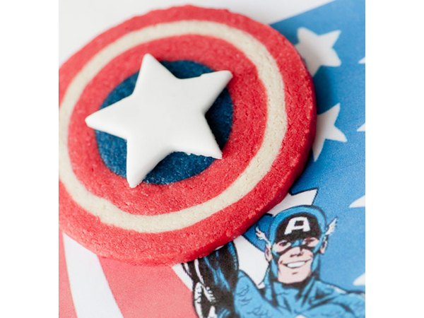 These cookies are so good, you could get all the Avengers to assemble to enjoy them.