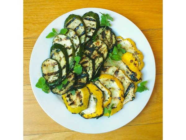 Marinated and grilled eggplant is a sure win for all your summer barbecues.