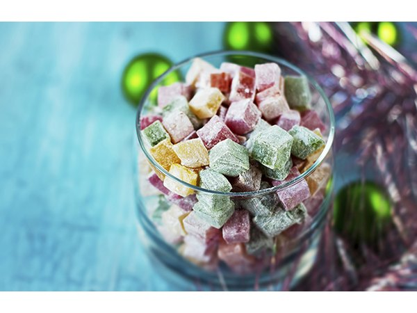 Turkish Delight tastes just as yummy without the magical addiction spell.