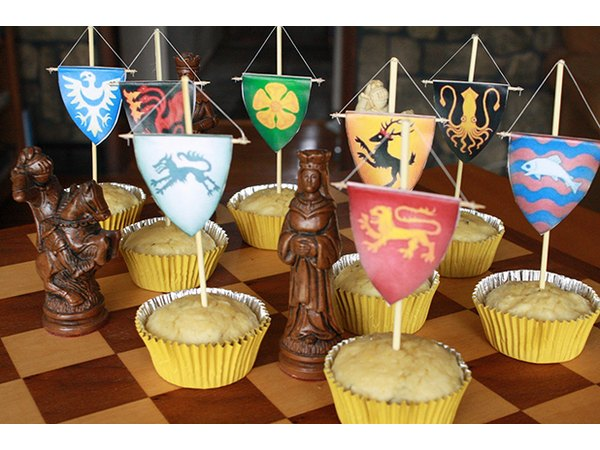 You won't find better lemon cakes in all the Seven Kingdoms.