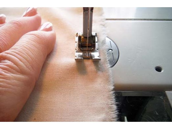 Sew the seams.