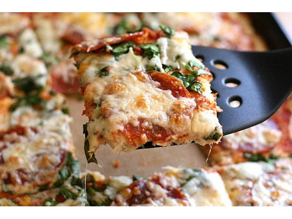 A gluten-free and grain-free answer to pizza.