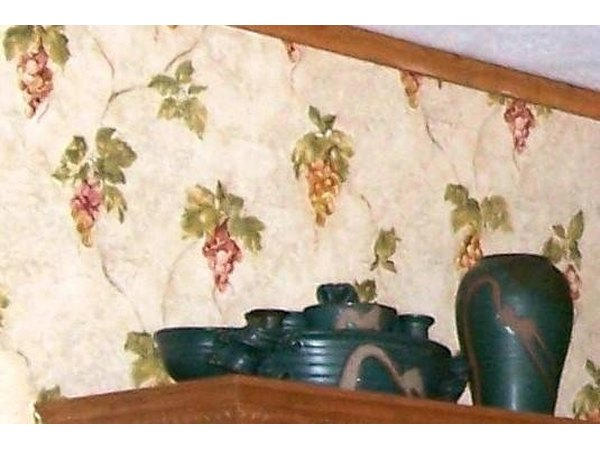 Home Remedies For Wallpaper Glue Removal With Pictures