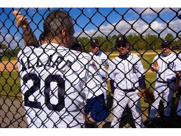 Inside A Baseball Fantasy Camp
