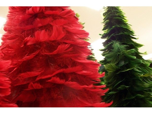 Types Of Artificial Christmas Trees With Pictures Ehow