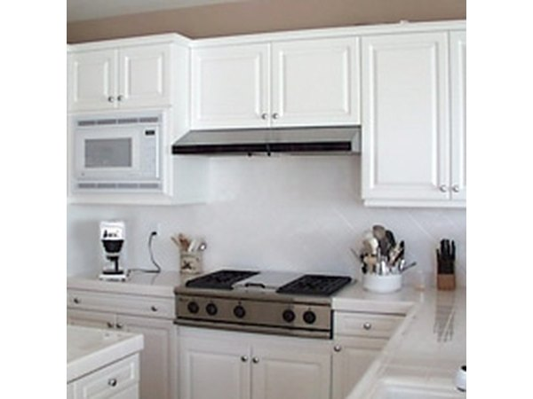 Installing A Kitchen Exhaust Fan With Pictures Ehow