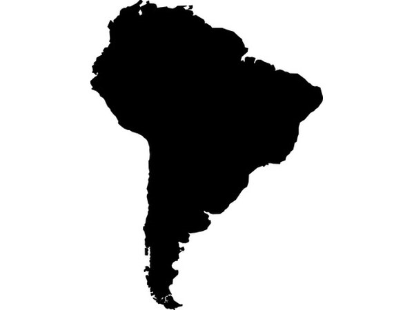 The South American Continent