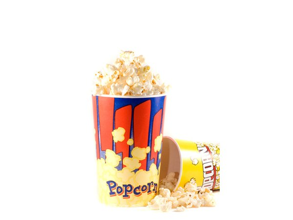 A yummy movie theater snack hits the spot.