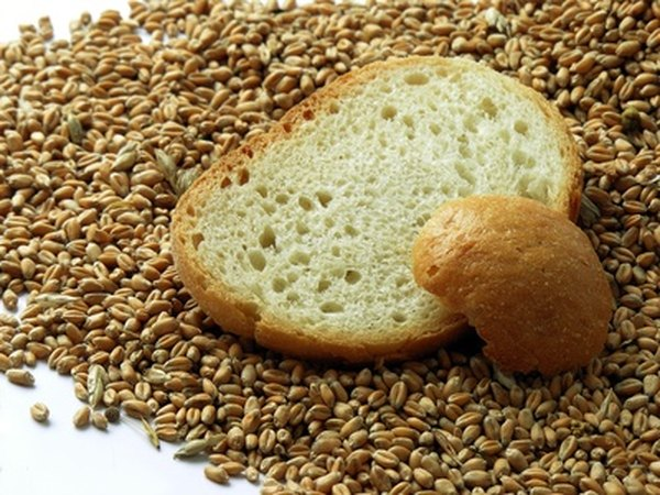 Wheat germ is an excellent, high-potency vegetarian source of zinc