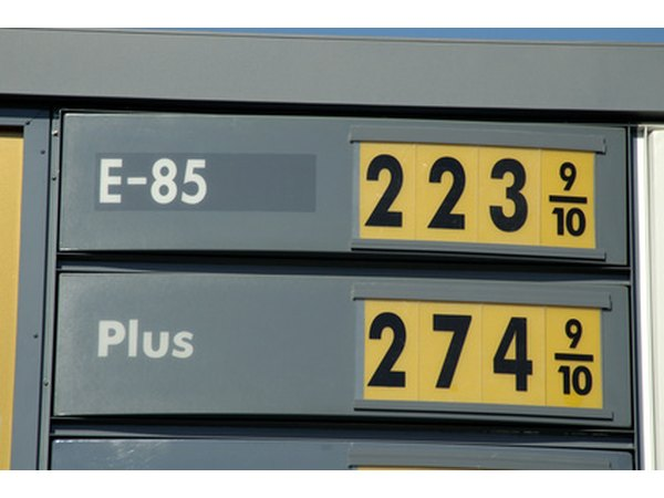 Many gas stations already provide a mixture of E-85 ethanol and gasoline.