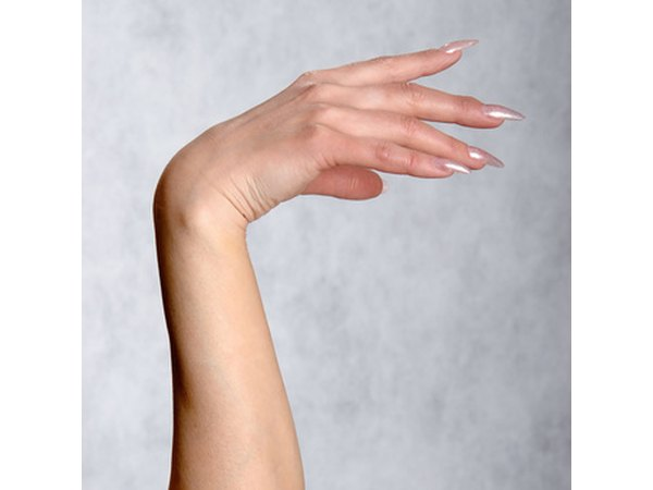 Wrist flexion is bending the hands toward the forearm.